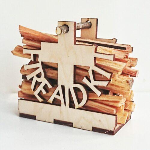 Fire Aid Kit risti