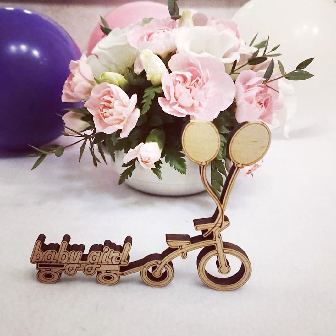 baby girl -polkupyörä